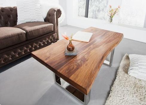 konferenčný stolík z masívu